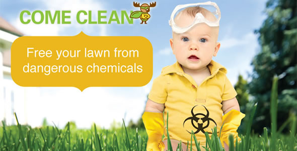 Organic Lawn Treatment Services by Clean Air Lawn Care